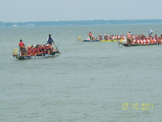 dragon boat races for breast cancer