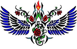 Trip S Tattoo Flash 2319