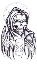 Trip S Tattoo Flash 2403