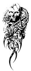 Trip S Tattoo Flash 2589