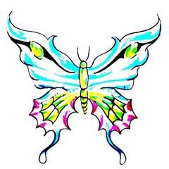 Trip S Tattoo Flash 2576
