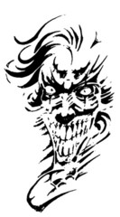 Trip S Tattoo Flash 2590