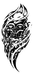 Trip S Tattoo Flash 2592