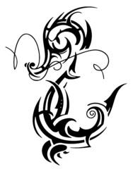 Trip S Tattoo Flash 2596
