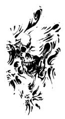 Trip S Tattoo Flash 2598
