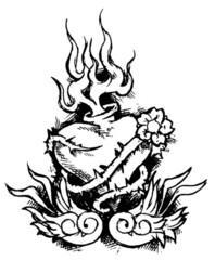 Trip S Tattoo Flash 2627