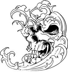 Trip S Tattoo Flash 2633