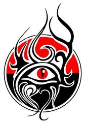 Trip S Tattoo Flash 2769