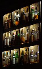 Whiskyvägg