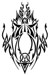 Trip S Tattoo Flash 2940
