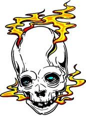 Trip S Tattoo Flash 2942