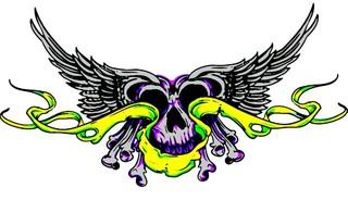Trip S Tattoo Flash 2943
