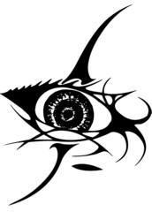Trip S Tattoo Flash 2951