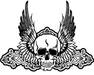 Trip S Tattoo Flash 2953