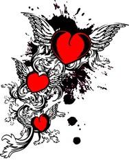 Trip S Tattoo Flash 2958