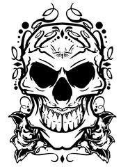 Trip S Tattoo Flash 3003