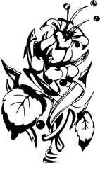 Trip S Tattoo Flash 3015