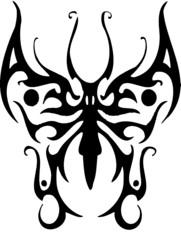 Trip S Tattoo Flash 3026