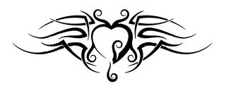 Trip S Tattoo Flash 3092