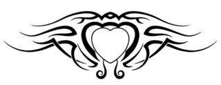 Trip S Tattoo Flash 3094