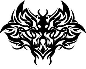 Trip S Tattoo Flash 3178