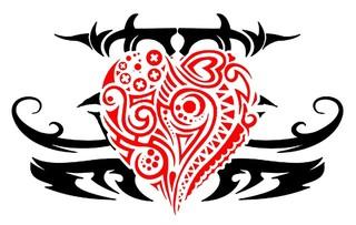 Trip S Tattoo Flash 3181