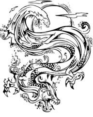 Trip S Tattoo Flash 3201