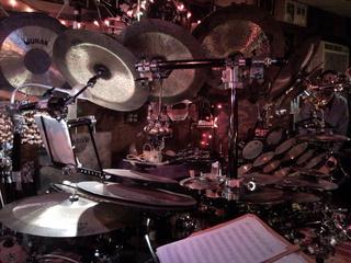 Bozzio Drums