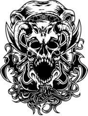 Trip S Tattoo Flash 3553