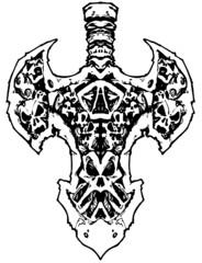 Trip S Tattoo Flash 3554