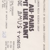 Au Pairs Ticket