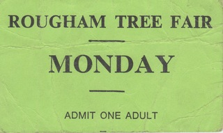 Rougham Tree Fair