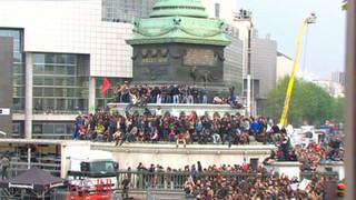 Place De La Bastille Le 6 Mai 2012 10692660njsxf 1861