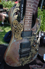 Steampunk Guitar B