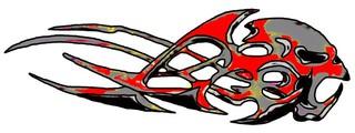 Trip S Tattoo Flash 1023