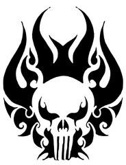 Trip S Tattoo Flash 3851