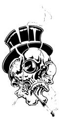 Trip S Tattoo Flash 3853