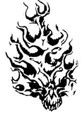 Trip S Tattoo Flash 3855