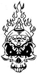 Trip S Tattoo Flash 3863