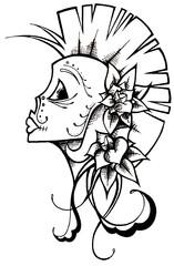 Trip S Tattoo Flash 3897