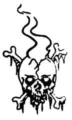 Trip S Tattoo Flash 3898