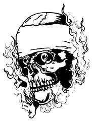 Trip S Tattoo Flash 3983
