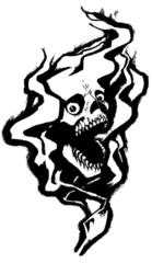 Trip S Tattoo Flash 3984