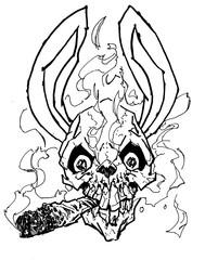 Trip S Tattoo Flash 3985