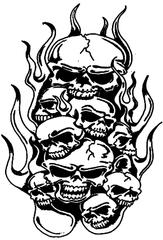 Trip S Tattoo Flash 3991