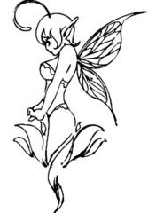 Trip S Tattoo Flash 4053