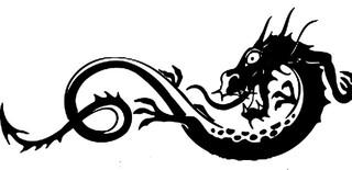 Trip S Tattoo Flash 4055