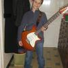 My first electric guitar