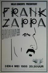 Zappa Broadway The Hard Way