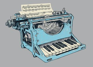Music Typewriter